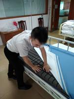防褥疮床垫在东莞企石医院的临床使用