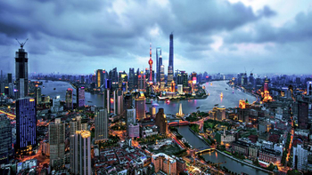 艾克進駐上海歷史性地標大廈!