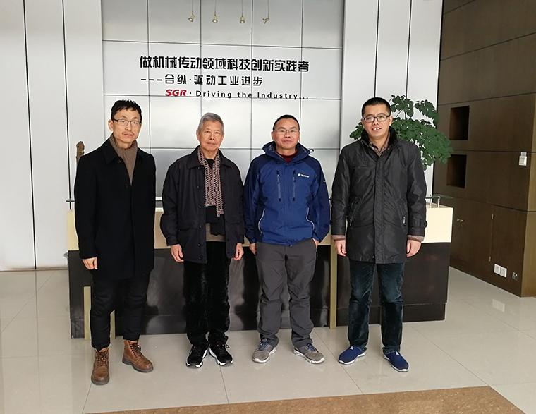 專家吳曉玲來訪指導