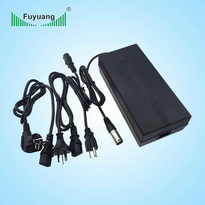 84V4.5A平衡车充电器、FY8404500