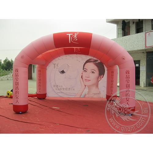 T通广告充气帐篷