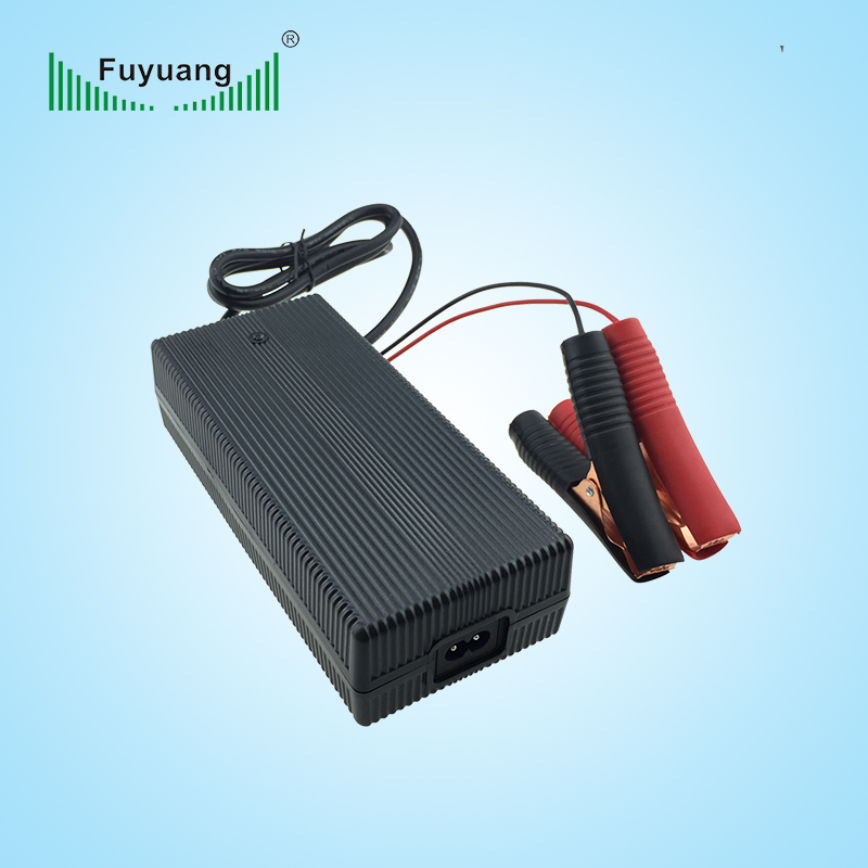 87V2A鉛酸電池充電器、FY8702000
