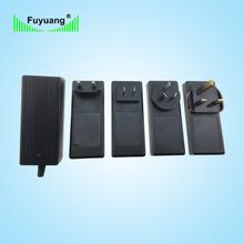 48V1A、1.2A转换头插墙式电源适配器