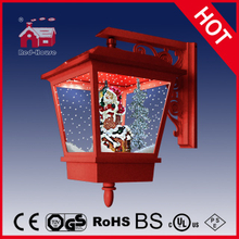 (LW40045A-R) Outdoor&Indoor Lighted Snowing Wall Lamp