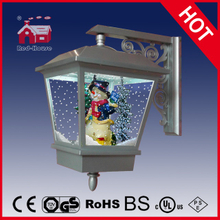 (LW40045L-S) Outdoor&Indoor Lighted Snowing Wall Lamp