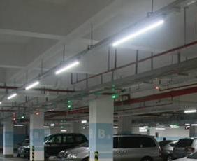 LED地下车库照明