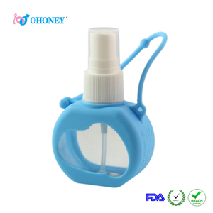 硅膠驅蚊液瓶套,分裝瓶硅膠套批發