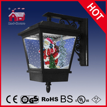 (LW40045D-H) Outdoor&Indoor Lighted Snowing Wall Lamp