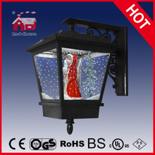 (LW40045T-H) Outdoor&Indoor Lighted Snowing Wall Lamp