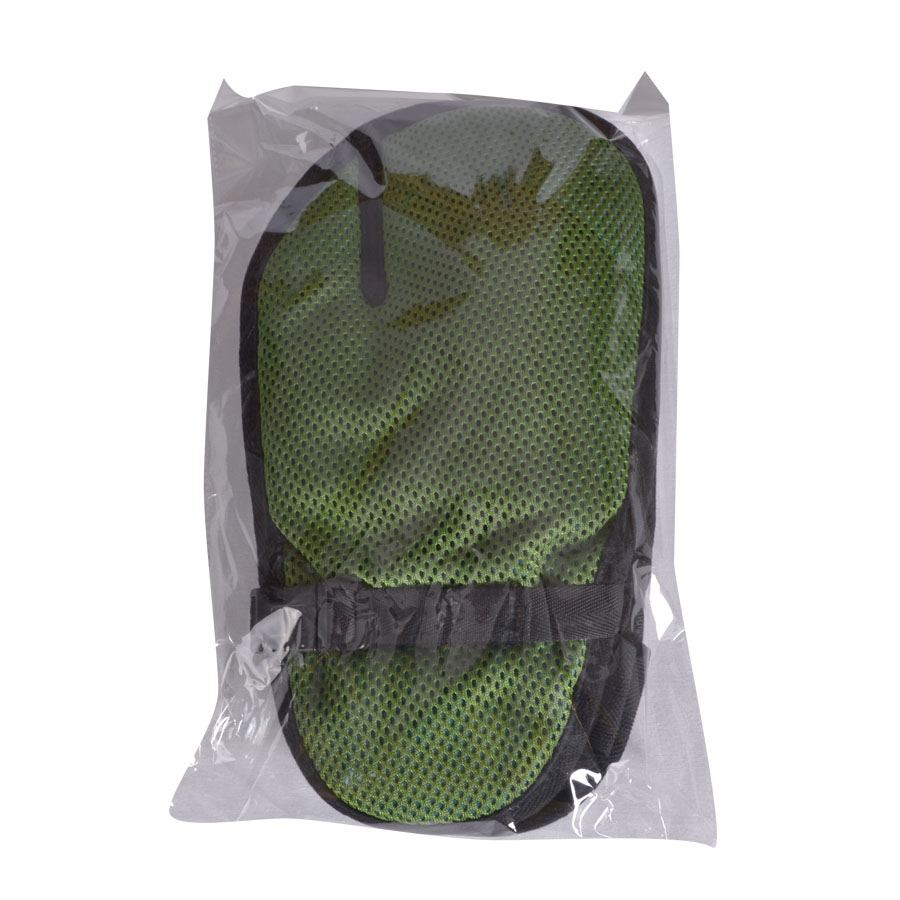 Netted comfortable seal medical senior citizen multi-purpose against cupping restraint glove