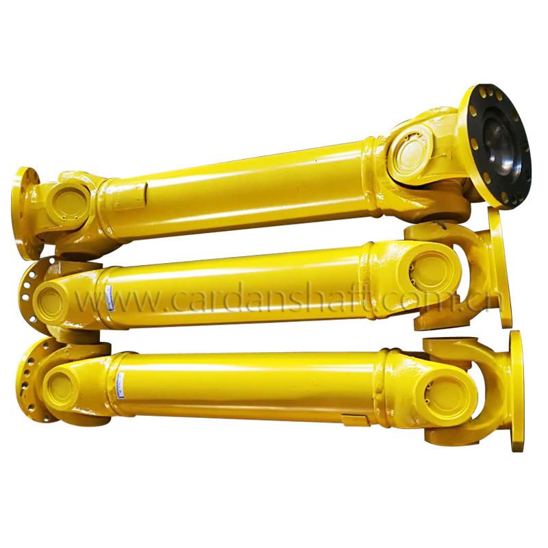 cardan-shaft assembly