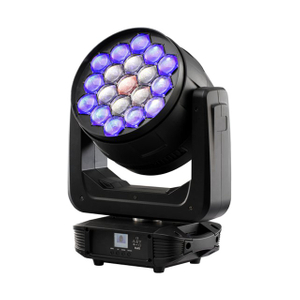 19x25W 7 in 1 LED Moving Head Zoom