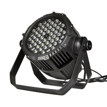 led par 54 3w rgbw outdoor light