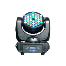 36x3w RGBW CREE LED Moving Head