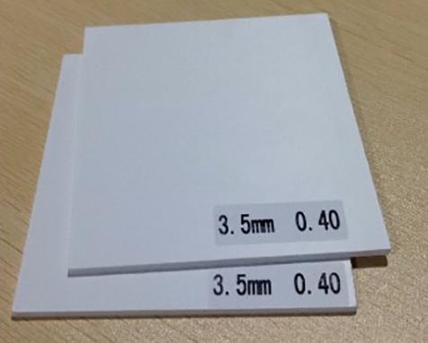 PVC Forex Sheet