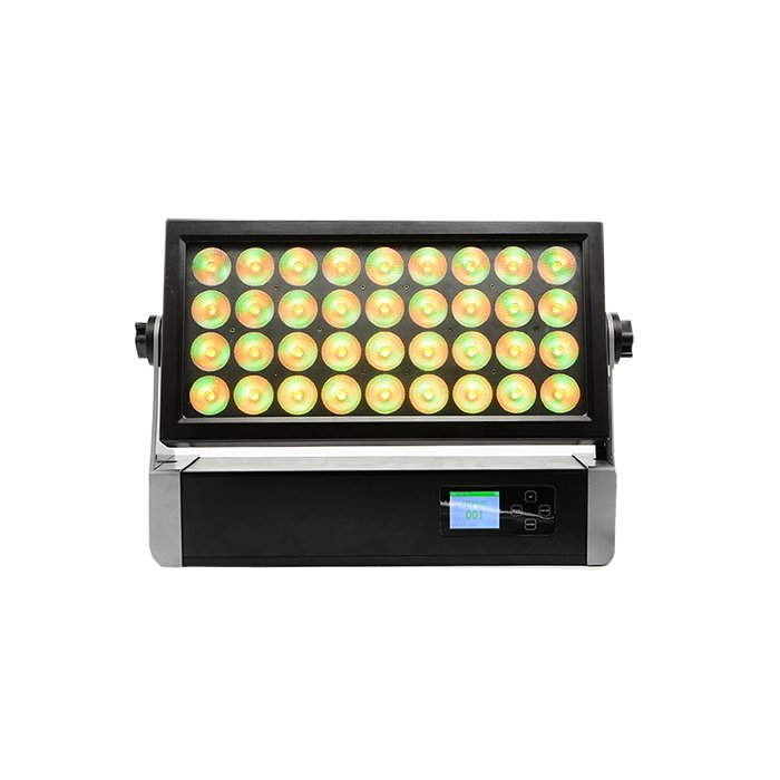 36x10W P5 LED Wall Washer