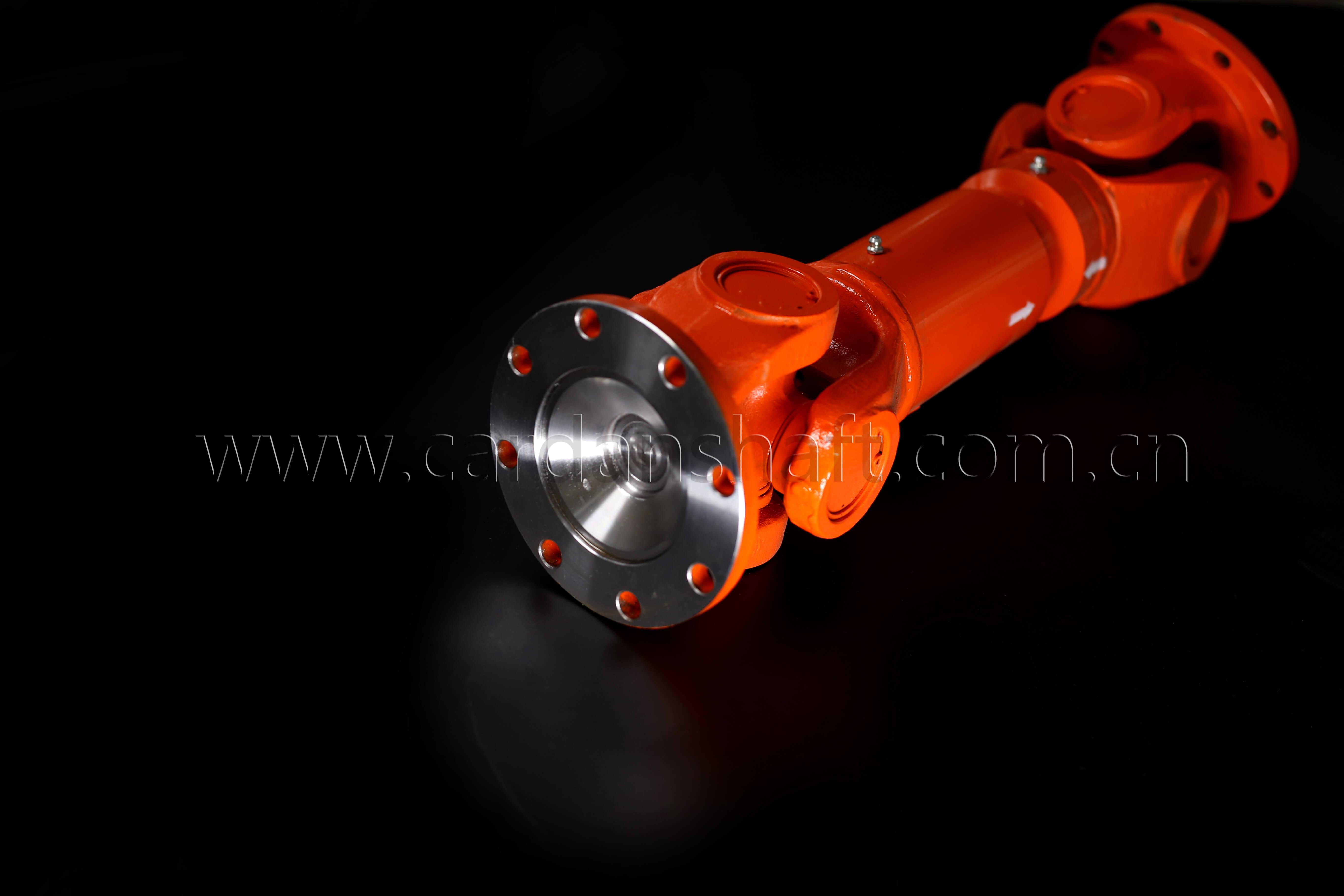 cross shaft universal coupling