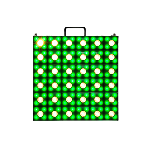 36x3W 3 IN 1 LED Matrix Panel