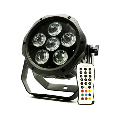 6x15W 5 in 1 Wireless Battery Outdoor LED Par