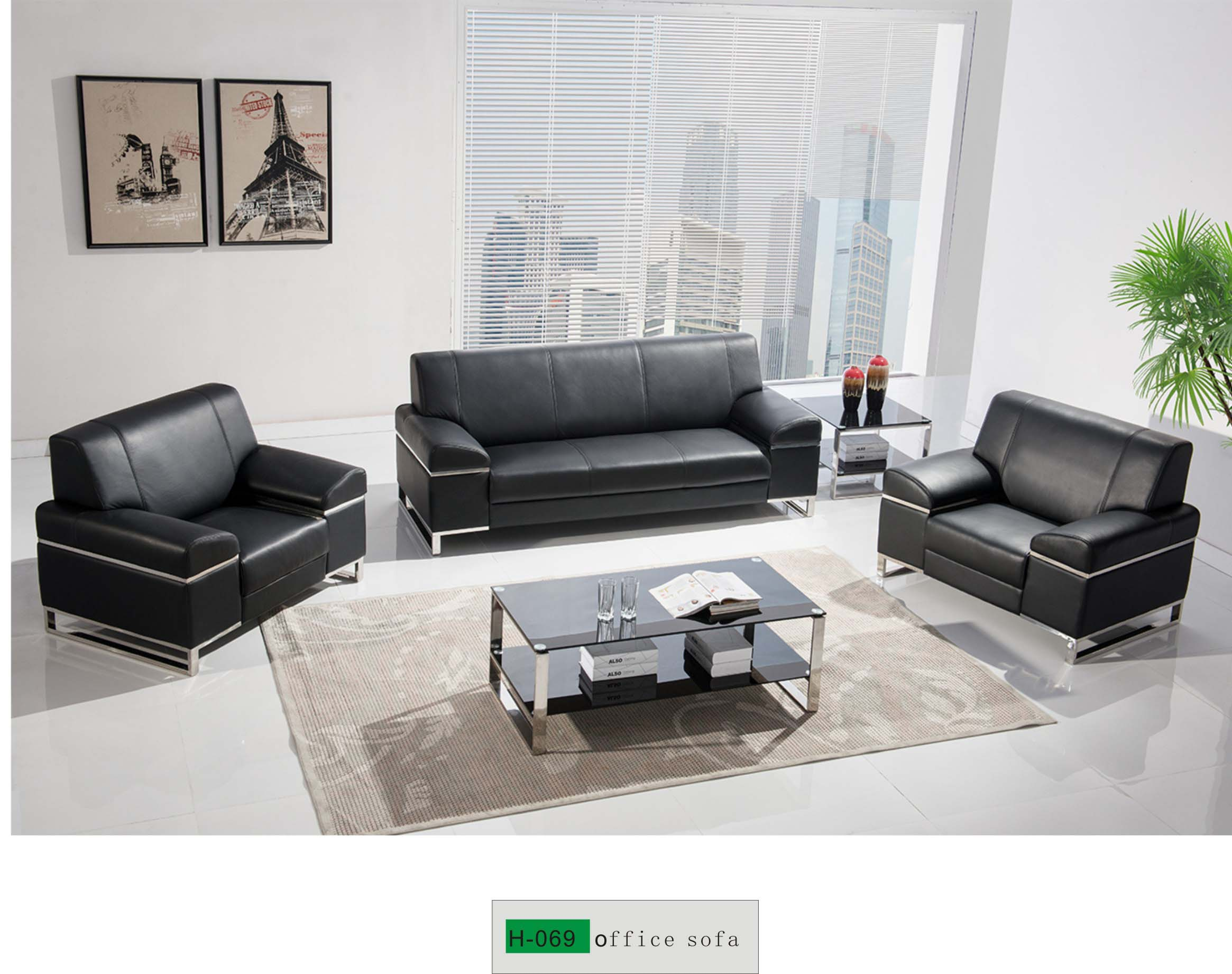 Best Sleeper Sofa for Office H-069 - Buy home office with sleeper ...