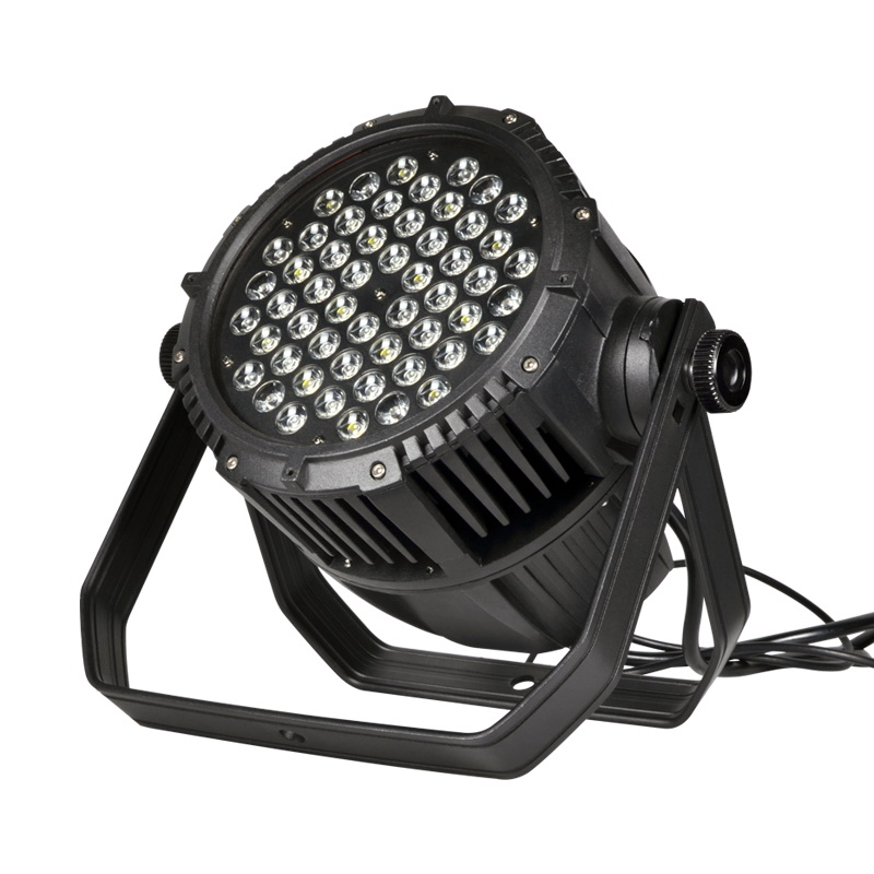 54x1W outdoor rgbaw led par light
