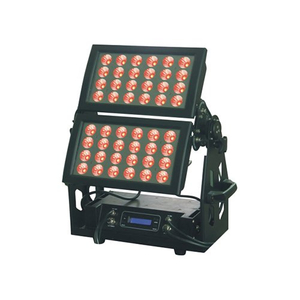 48x10W RGBW Outdoor LED Wall Washer Light