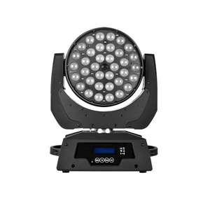 36x10W 4 in 1 LED Moving Head Zoom