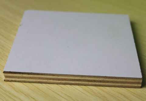 Fire Retardant Laminated Plywood Panel