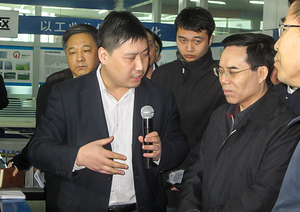 Nie Chenxi, Vice Governor of Hebei Provincial Party Committee Research Company