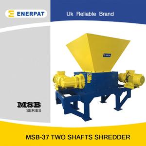 Waste Shredder MSB-37