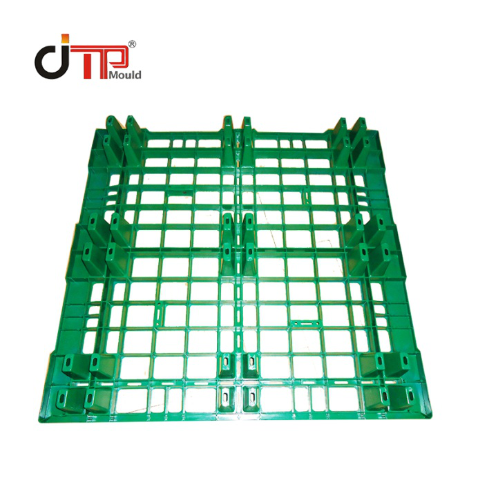 A Complete Guide to Plastic Pallet Manufacturing Process(2)