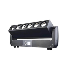 6x40W Zoom LED Bar