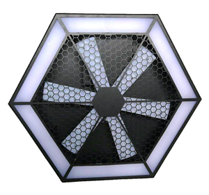 200W LED Infinte Whirlwind