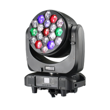 19x40W OSRAM B-EYE Moving Head
