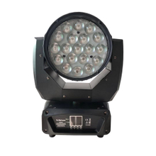 19x15W RGBW 4 in 1 Zoom LED Beam Moving Head Light