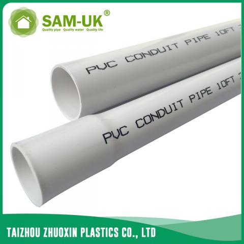 pvc conduit pipe for electrical wire from china manufacturer rh sam uk com